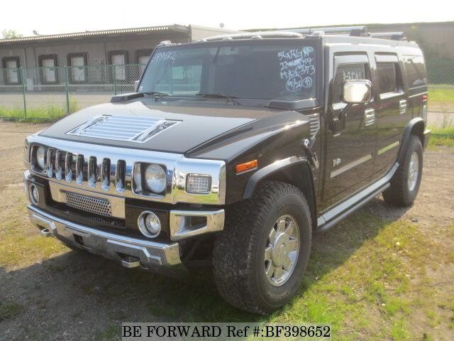 Used 2007 HUMMER H2 LUXURY PACKAGE/- for Sale BF398652 - BE FORWARD