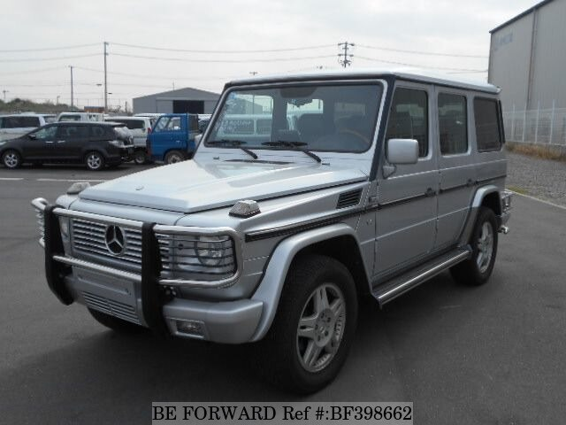 Used 2001 mercedes benz g class g500l g500l for sale for Mercedes benz suv 2001