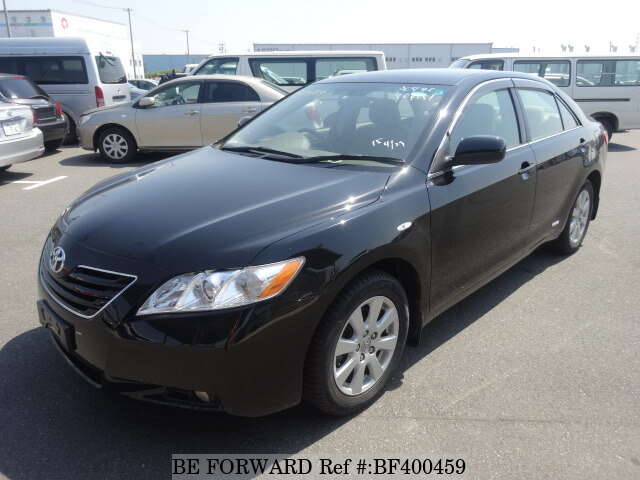 used 2006 toyota camry g limited edition dba acv40 for sale bf400459 be forward. Black Bedroom Furniture Sets. Home Design Ideas