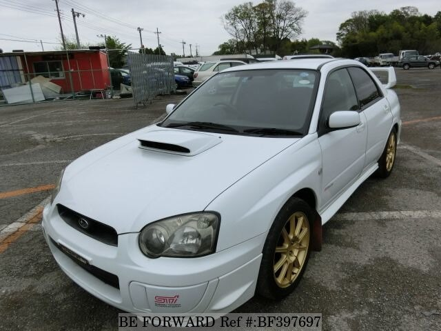 2005 subaru impreza wrx sti wrx sti gh gdb d 39 occasion en promotion bf397697 be forward. Black Bedroom Furniture Sets. Home Design Ideas