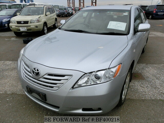 used 2006 toyota camry g four dba acv45 for sale bf400218 be forward. Black Bedroom Furniture Sets. Home Design Ideas