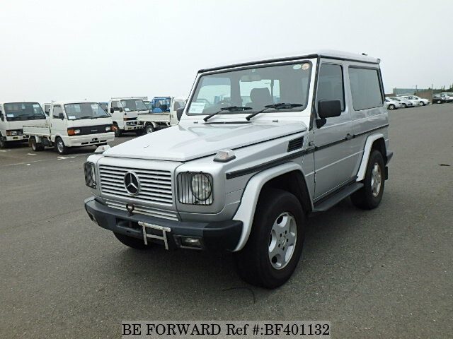 Used 1992 mercedes benz g class 300ge e 463227 for sale for Mercedes benz g class for sale cheap