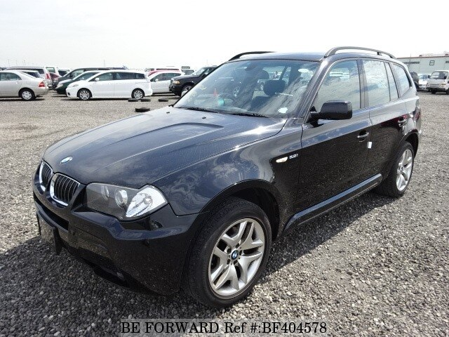used 2005 bmw x3 2 5i m sports gh pa25 for sale bf404578 be forward. Black Bedroom Furniture Sets. Home Design Ideas