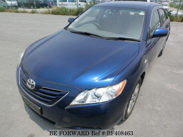 used 2008 toyota camry g limited edition dba acv40 for sale bf408463 be forward. Black Bedroom Furniture Sets. Home Design Ideas