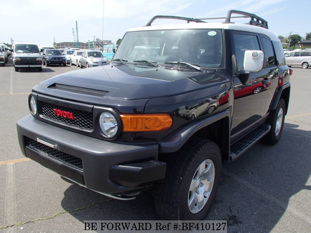 2006 toyota fj cruiser d 39 occasion en promotion bf410127 be forward. Black Bedroom Furniture Sets. Home Design Ideas