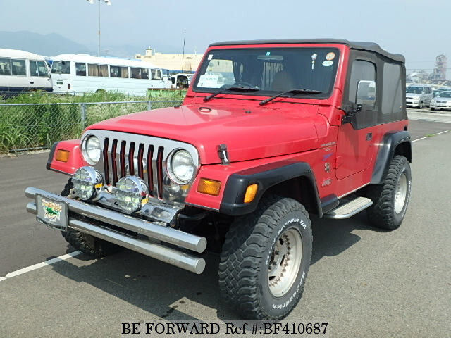 jeep wrangler for sale used 1997 year model km bf410687 be forward. Black Bedroom Furniture Sets. Home Design Ideas