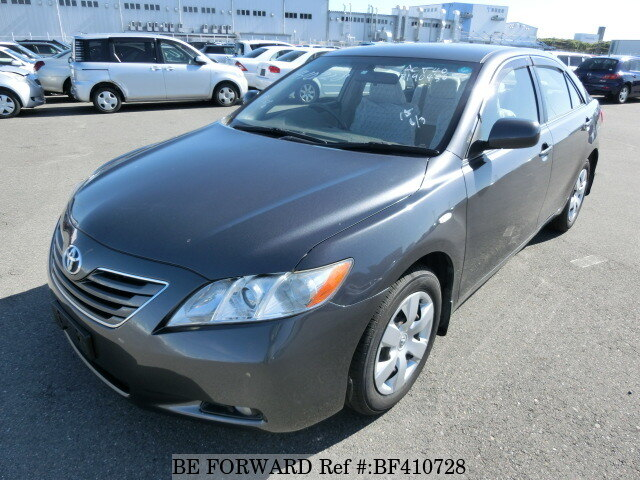 used 2008 toyota camry g dba acv40 for sale bf410728 be forward. Black Bedroom Furniture Sets. Home Design Ideas