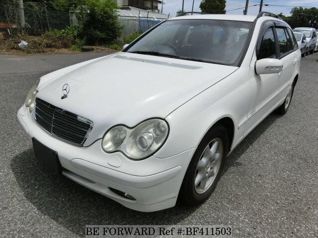 Used 2004 mercedes benz c class c180 kompressor station for Mercedes benz c class wagon for sale