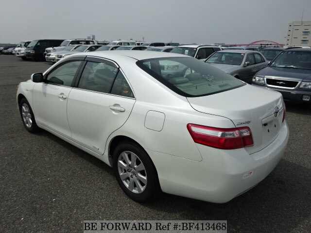 used 2008 toyota camry g limited edition dba acv40 for sale bf413468 be forward. Black Bedroom Furniture Sets. Home Design Ideas