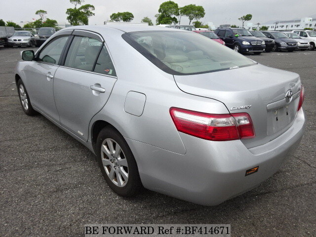 used 2008 toyota camry g limited edition dba acv40 for sale bf414671 be forward. Black Bedroom Furniture Sets. Home Design Ideas