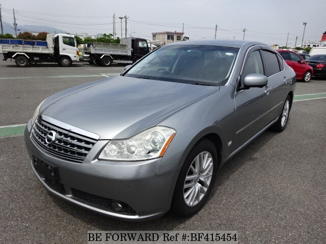 Used 2004 Nissan Fuga 250gt Cba Y50 For Sale Bf415454 Be