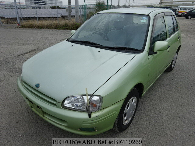 Used 1998 Toyota Starlet Reflet F E Ep95 For Sale