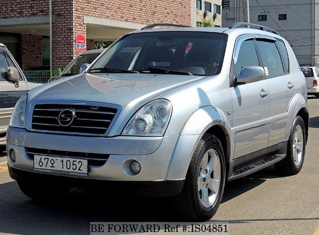 2009 ssangyong rexton rx6 d 39 occasion en promotion is04851 be forward. Black Bedroom Furniture Sets. Home Design Ideas