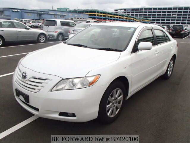used 2006 toyota camry g four dba acv45 for sale bf420106 be forward. Black Bedroom Furniture Sets. Home Design Ideas