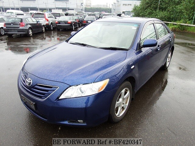 used 2006 toyota camry 2 4g dba acv40 for sale bf420347 be forward. Black Bedroom Furniture Sets. Home Design Ideas