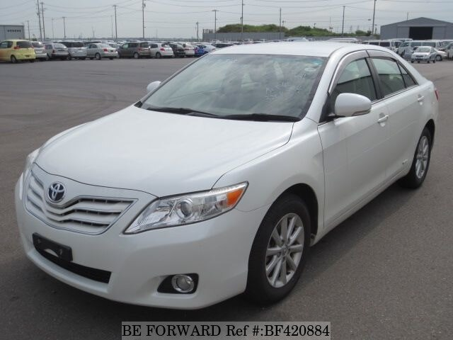 used 2010 toyota camry g limited edition dba acv40 for sale bf420884 be forward. Black Bedroom Furniture Sets. Home Design Ideas