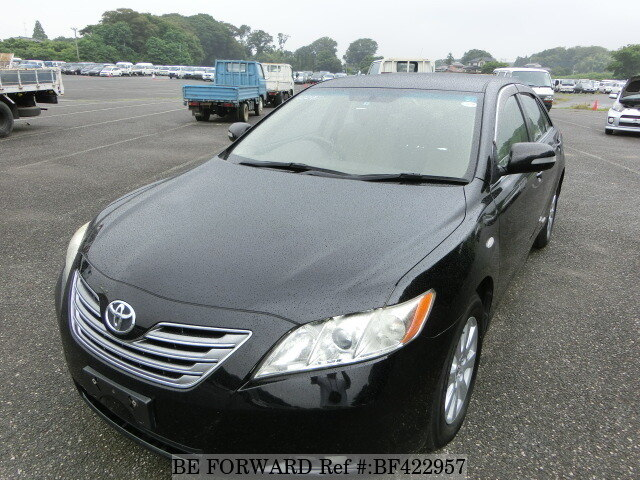 used 2008 toyota camry g limited edition dba acv40 for sale bf422957 be forward. Black Bedroom Furniture Sets. Home Design Ideas