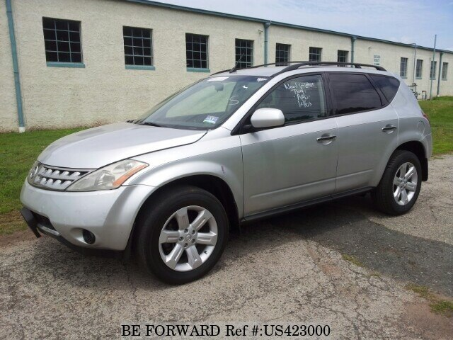 used 2006 nissan murano 250xl for sale bf423000 be forward. Black Bedroom Furniture Sets. Home Design Ideas