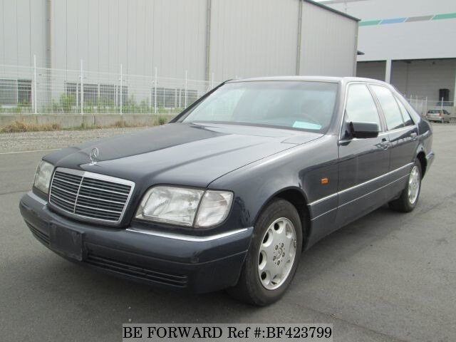 Used 1996 Mercedes Benz S Class S320 E 140032m For Sale
