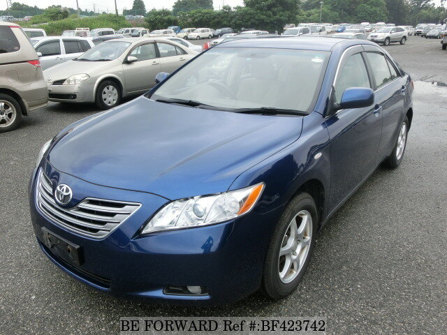 used 2006 toyota camry g four dba acv45 for sale bf423742 be forward. Black Bedroom Furniture Sets. Home Design Ideas