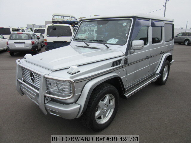 Used 2000 mercedes benz g class g500 long g500l for sale for Used mercedes benz g500 for sale