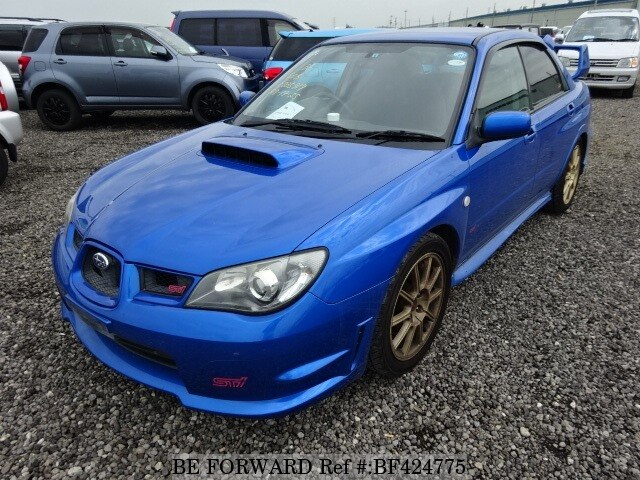 used 2005 subaru impreza wrx sti wrx sti gh gdb for sale bf424775 be forward. Black Bedroom Furniture Sets. Home Design Ideas