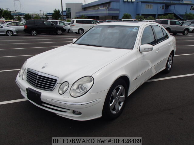 Used 2006 mercedes benz e class e350 avantgarde dba for 2006 mercedes benz e class e350