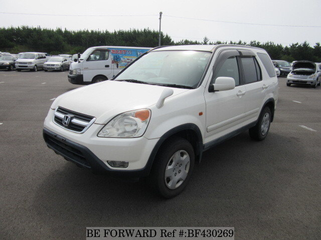 Used 2002 honda cr v fullmark ig la rd4 for sale bf430269 for 2002 honda accord window off track