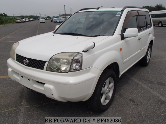 used 2000 nissan x trail 2 0x ta t30 for sale bf432036 be forward. Black Bedroom Furniture Sets. Home Design Ideas