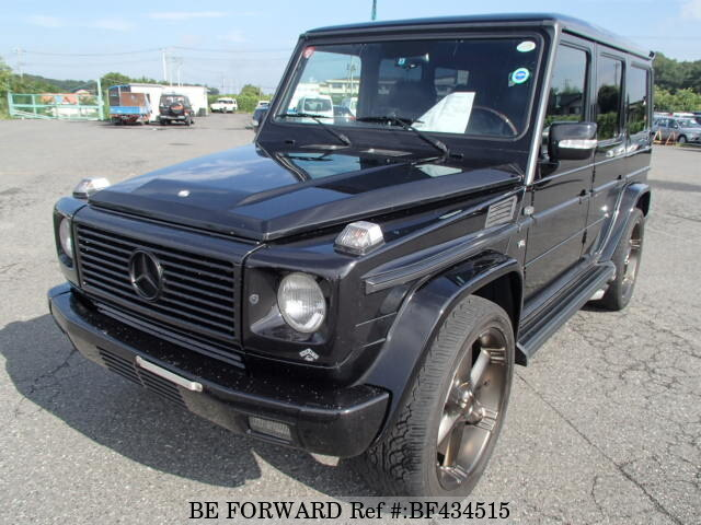 Used 2000 mercedes benz g class g55l amg g500l for sale for Used g class mercedes benz for sale