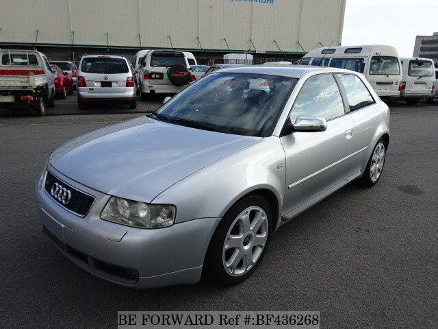 used 2002 audi s3 1 8t quattro gf 8lamkf for sale bf436268 be forward. Black Bedroom Furniture Sets. Home Design Ideas