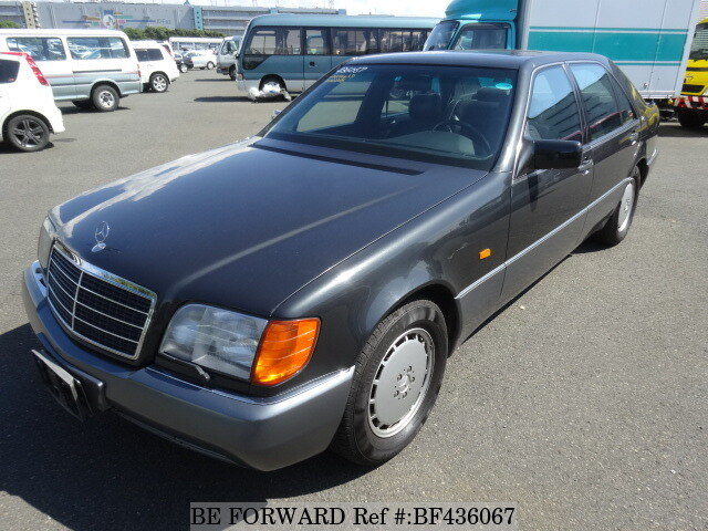 Used 1992 mercedes benz s class 600 sel e 140057 for sale for 1992 mercedes benz 600 class
