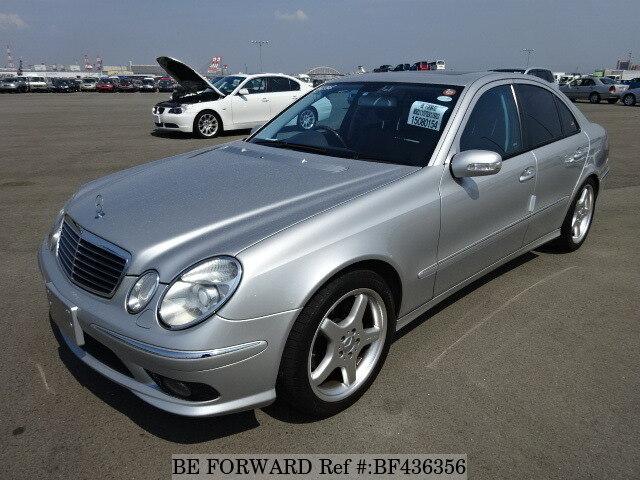 Used 2003 mercedes benz e class e500 amg sports pkg gh for 2003 mercedes benz e500 for sale
