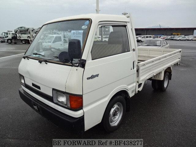 Used 1986 Mazda Bongo Brawny Truck N Sd29t For Sale