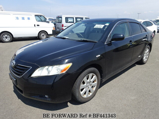 used 2006 toyota camry g limited dba acv40 for sale bf441343 be forward. Black Bedroom Furniture Sets. Home Design Ideas