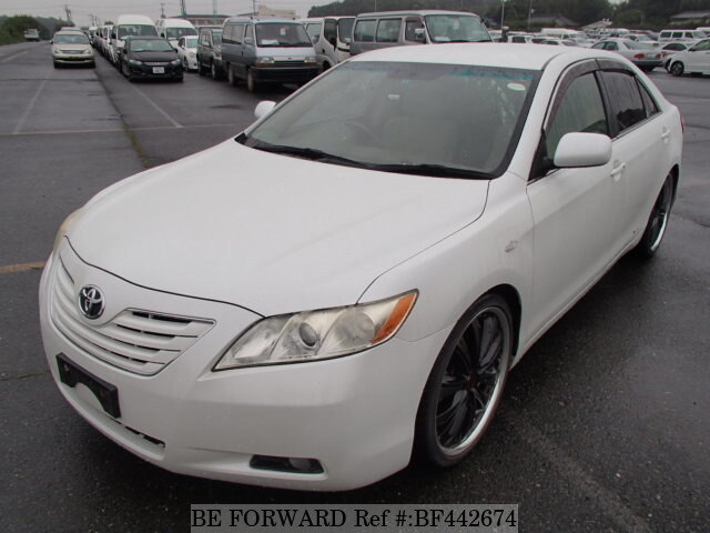 used 2006 toyota camry 2 4g limited edition dba acv40 for sale bf442674 be forward. Black Bedroom Furniture Sets. Home Design Ideas