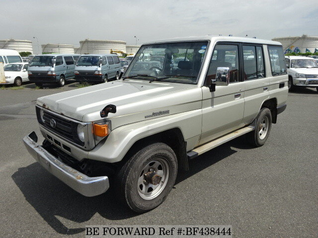 used 1996 toyota land cruiser 70 lx kc hzj77v for sale. Black Bedroom Furniture Sets. Home Design Ideas