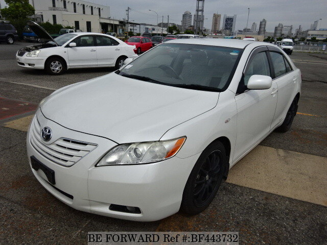 used 2006 toyota camry g limited edition dba acv40 for sale bf443732 be forward. Black Bedroom Furniture Sets. Home Design Ideas