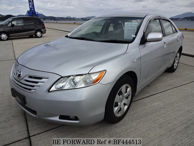 used 2006 toyota camry g dba acv40 for sale bf444513 be forward. Black Bedroom Furniture Sets. Home Design Ideas