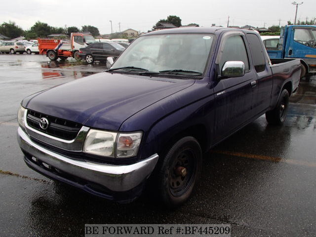 used 2002 toyota hilux sports pickup extra cab gc rzn152h. Black Bedroom Furniture Sets. Home Design Ideas