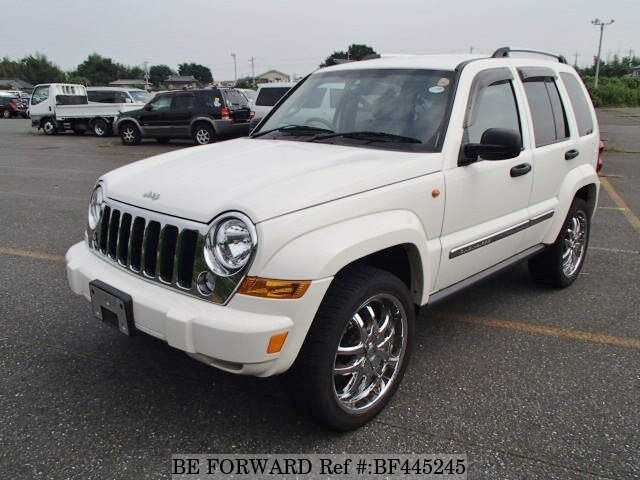 jeep cherokee for sale used 2006 year model km bf445245 be forward. Black Bedroom Furniture Sets. Home Design Ideas