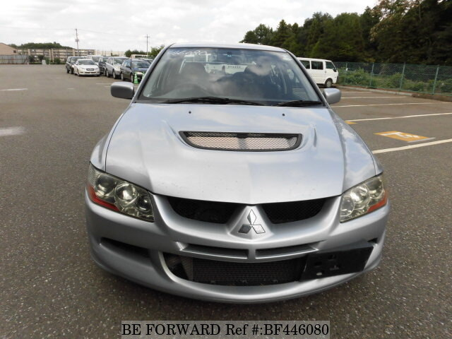 used 2003 mitsubishi lancer evolution viii gh ct9a for sale bf446080 be forward. Black Bedroom Furniture Sets. Home Design Ideas