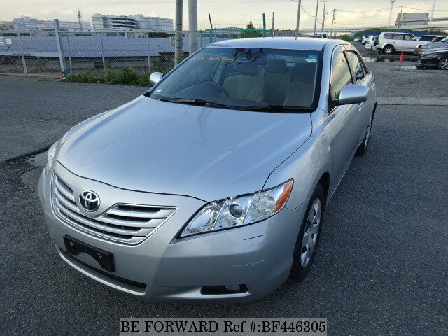 used 2006 toyota camry g dba acv40 for sale bf446305 be forward. Black Bedroom Furniture Sets. Home Design Ideas