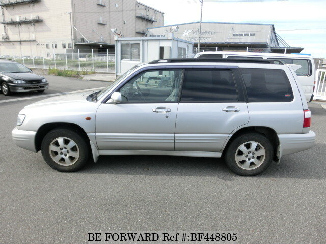 used 2000 subaru forester c 20 special gf sf5 for sale bf448805 be forward. Black Bedroom Furniture Sets. Home Design Ideas