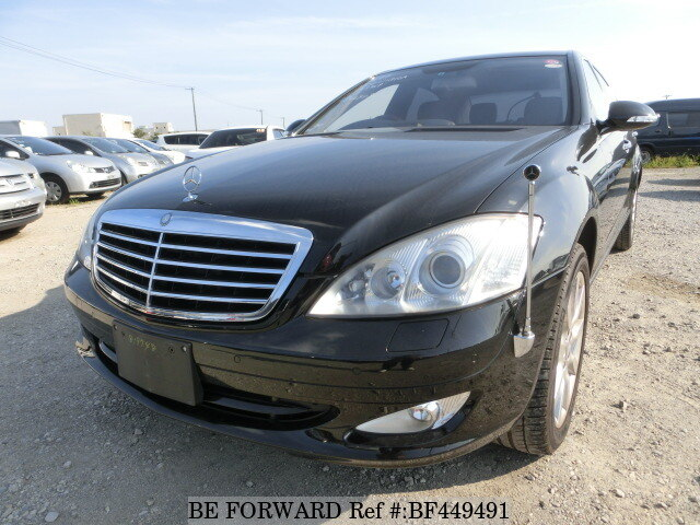 Used 2009 mercedes benz s class s500 l dba 221171 for sale for Used s550 mercedes benz for sale