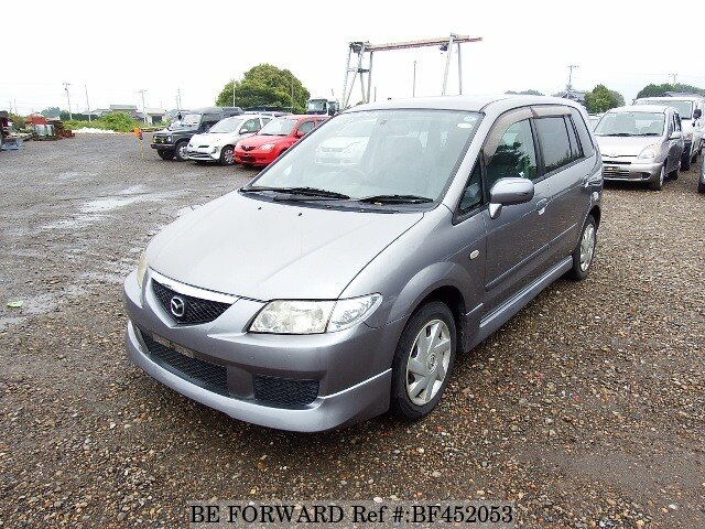 used 2003 mazda premacy g sports ta cp8w for sale bf452053 be forward. Black Bedroom Furniture Sets. Home Design Ideas