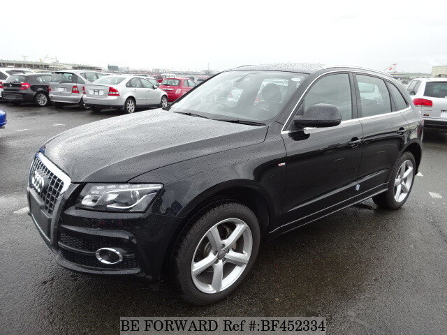 audi q5 for sale used 2010 year model km bf452334. Black Bedroom Furniture Sets. Home Design Ideas