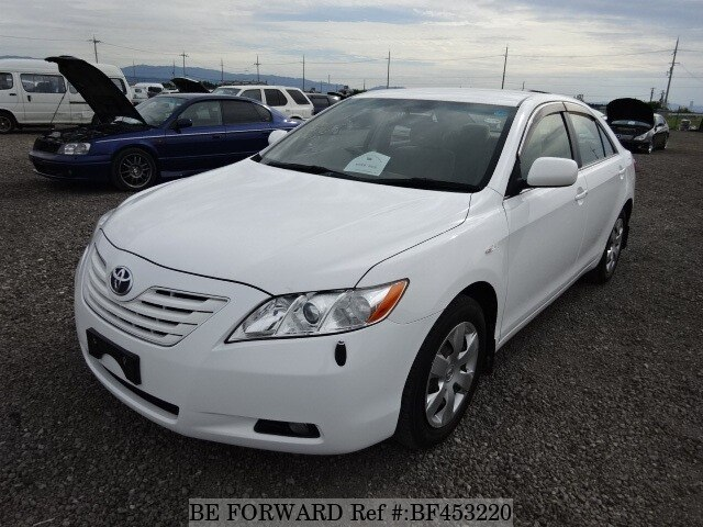 used 2006 toyota camry g dba acv40 for sale bf453220 be forward. Black Bedroom Furniture Sets. Home Design Ideas