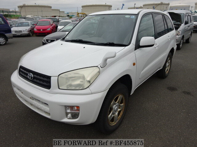 used 2001 toyota rav4 x g package ta aca21w for sale bf455875 be forward. Black Bedroom Furniture Sets. Home Design Ideas