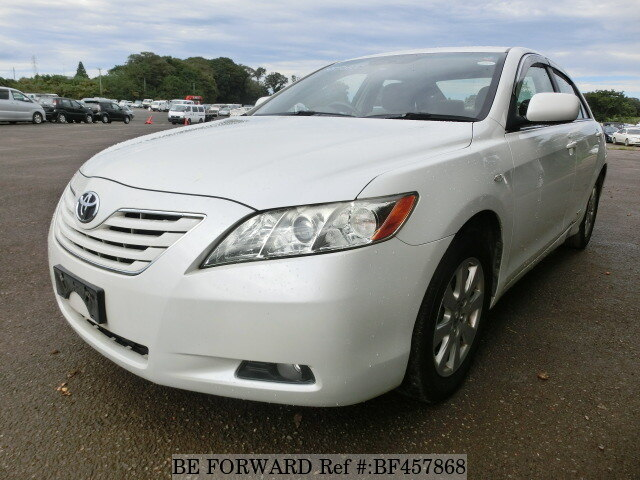 used 2008 toyota camry g limited edition dba acv40 for sale bf457868 be for. Black Bedroom Furniture Sets. Home Design Ideas